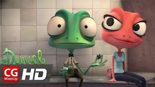 **Ganadora del premio** CGI cortometraje Animado en 3D: ''Darrel'' por Marc Briones & Alan Carabantes
