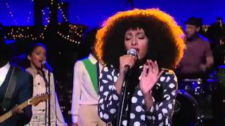 SOLANGE on Late Show with David Letterman