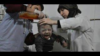 """Donald Trump zu Syrien: """"Das ist eine menschliche Schande"""""""