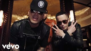 wisin-yandel,-romeo-santos-aullando-official-video