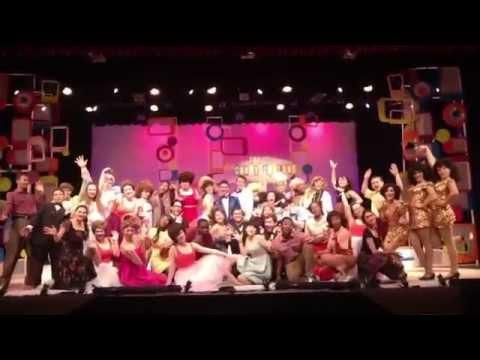 Hairspray Peddie School Promo