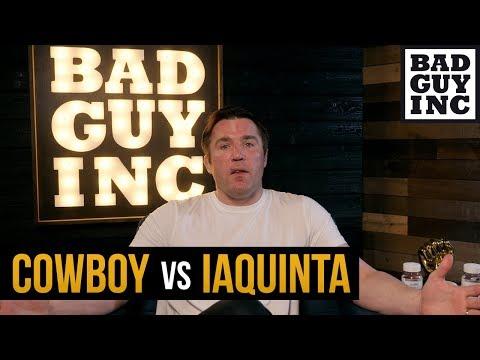 Cowboy Cerrone vs Al Iaquinta: Here's what happened...