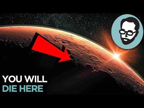 Could You REALLY Survive A Trip To Mars? | Answers With Joe