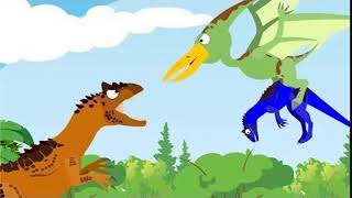 Dinosaur roar 03 2