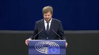 Intervento in Plenaria dell'europarlamentare del Partito democratico Pierfrancesco Majorino su disinformazione e fake news.