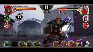 На что способен Царь! [Видео EvillinЕ] | Skullgirls Mobile