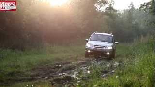 Тест На Надежность: Chevrolet Niva