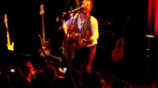 James Morrison - Wonderful World - Boston 2-2-09