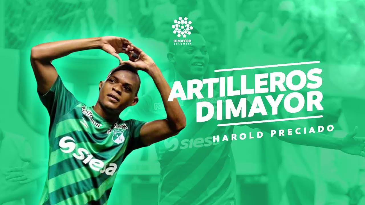 Artilleros Dimayor: Harold Preciado