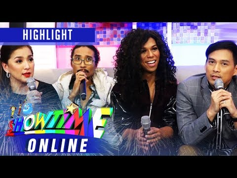 Guji, Jimi, Ara Mina, And Pepe On Competing For TNT | Showtime Online
