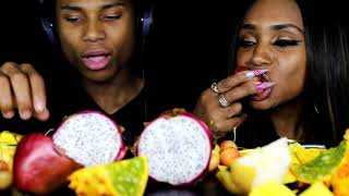 Baixar ASMR Trying Different Fruits