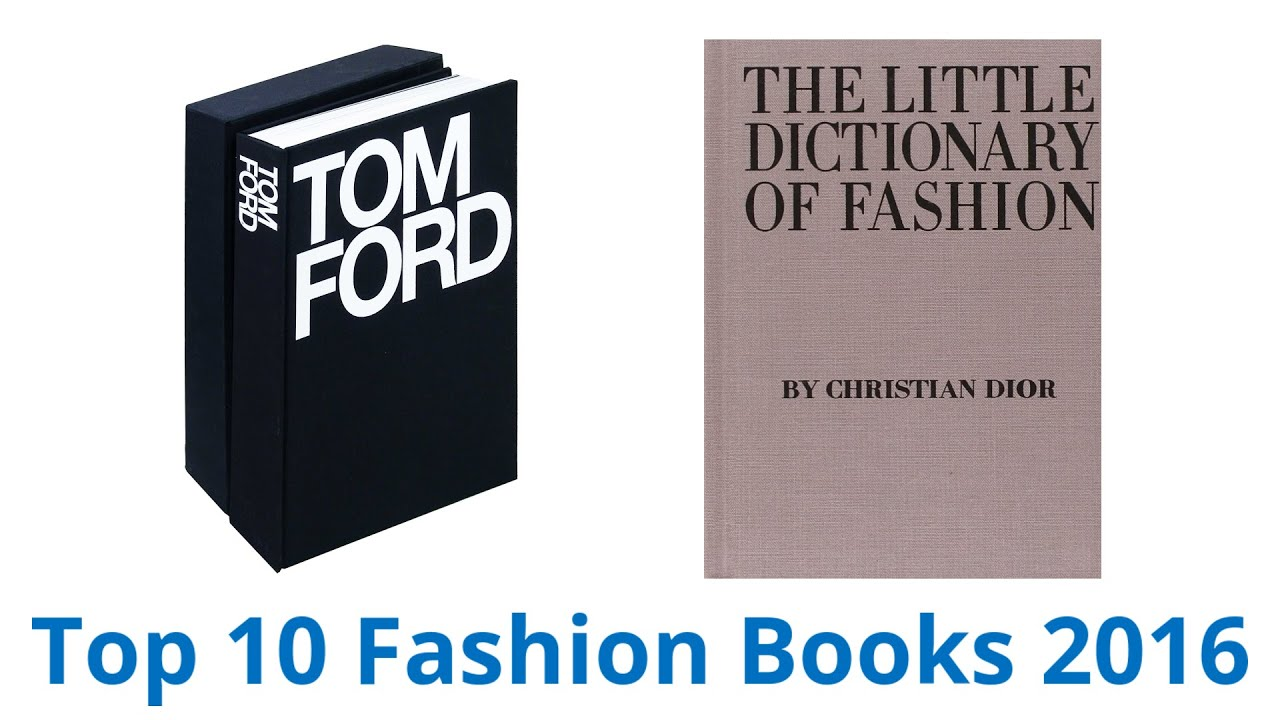 10 Best Fashion Books 2016