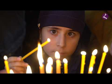Затик (Пасха) в армянских церквях Краснодара. 21.04.19.