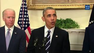 Obama Rejects Keystone Pipeline - Full Statement
