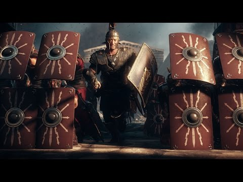 RYSE: Son Of Rome - Vitallion's Charge - Soundtrack