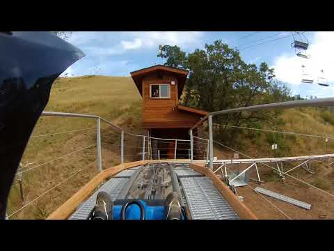 steamboat springs mountain coaster 9/10/2017