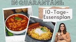 10 Rezepte zum Mittagessen / Was koche ich heute? / Rezeptideen schnell und einfach