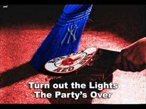 Red sox suck song