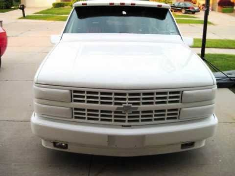 my 1993 chevy pickup 350 supercharged