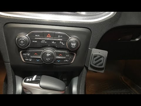 2018 Dodge Charger ScatPack Ep. 43: Testing The 2nd ProClip Phone Mount Option