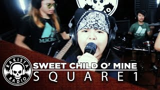 Sweet Child O' Mine (Guns N' Roses Cover) by Square1 | Rakista Live EP90
