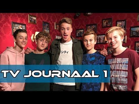 TV JOURNAAL 1 | JUNIORSONGFESTIVAL.NL🇳🇱