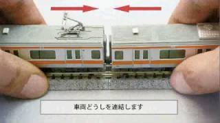 [KATO] 鉄道模型入門☆M2セットで遊んでみよう thumbnail