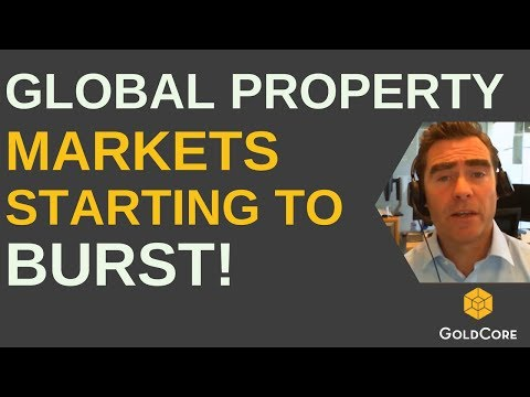 Are Global Property Bubbles Starting to Burst?