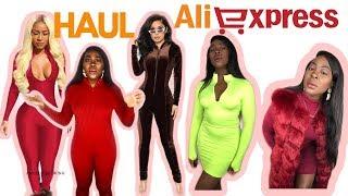 A/W 2019 HAUL | ALIEXPRESS  | ANU OGUNNEYE