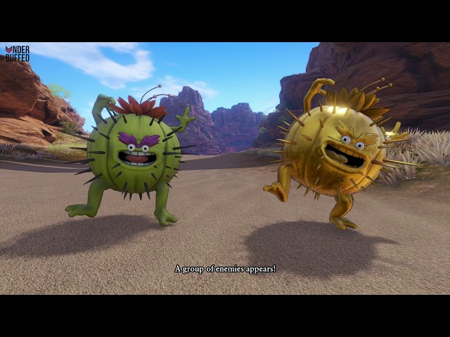 [Dragon Quest XI] A Cactus Cutlet to Die For Side Quest Guide