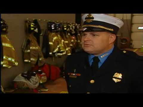 Maryland Firefighters Mourn Veteran