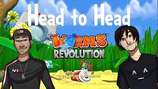 Head to Head: Worms: Revolution #2