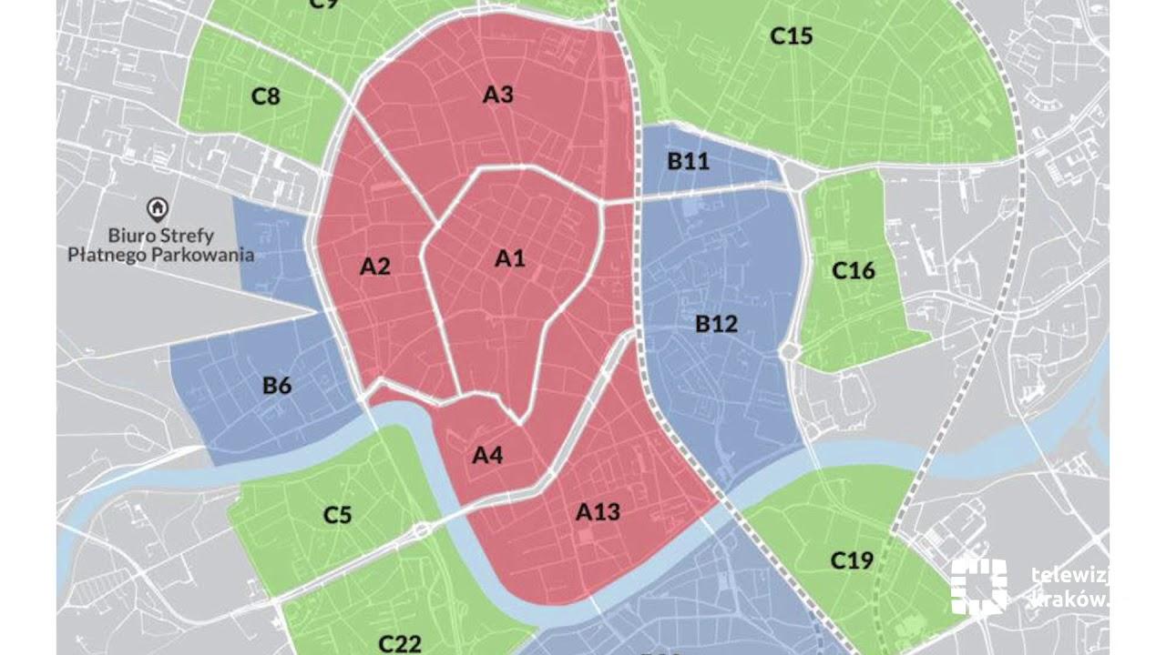 Oplaty Za Parkowanie Zawieszone Do Konca Marca Magiczny Krakow