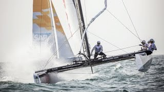 Red Bull: Extreme Sailing off the Coast of Muscat