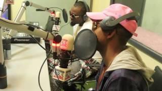 JiLex Anderson At City FM Lagos