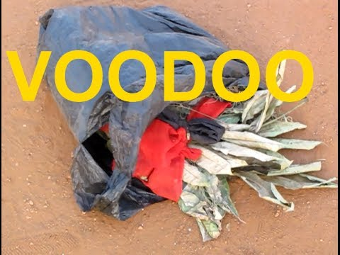 Voodoo in Lome Togo