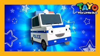 Paper play song l on the way police car l tayo car song l tayo the little bus mp3