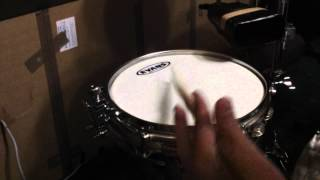 Sonor Jungle Snare demo