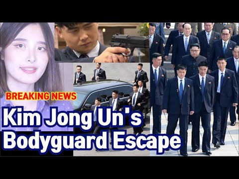 Kim Jong Un's Bodyguard Escape from North Korea