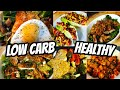 Cover image LOW CARB DINNER IDEAS ~ 10 SIMPLE RECIPES 💙