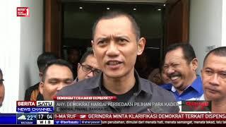 Sejumlah Kader Demokrat Dukung Jokowi, Begini Respon AHY
