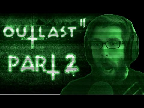 Outlast 2 - Let's Play (w/ Facecam) - Part 2 -