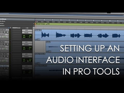 Setting Up Your Audio Interface In Pro Tools – Pro Tools Tutorial – Soundgrains