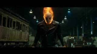 Johnny Blaze Vs. Johnny Storm