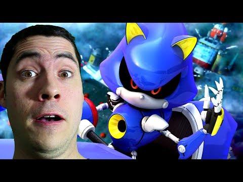 Le retour de Metal Sonic - SONIC MANIA #3