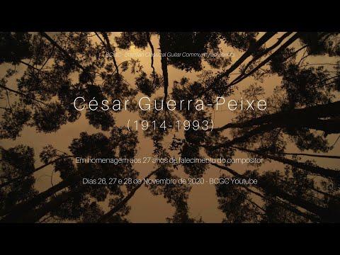 Guerra-Peixe (1914-1993) - Peixinhos Da Guiné, Caderno De Mariza And Breves
