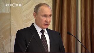 Путин обязал ФСБ тщательно следить за деньгами, выделяемыми на гособоронзаказ
