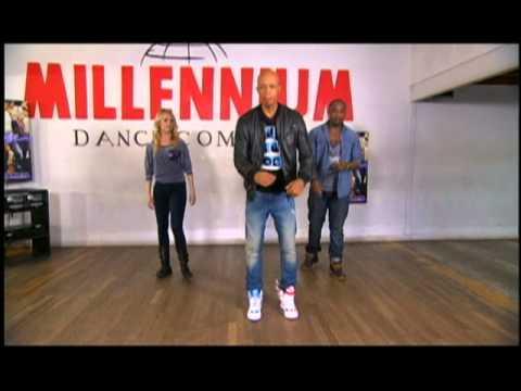 Learn to Dance like Footloose with choreographer Jamal Sims