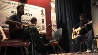 Qataghani: Live Performance By Bogra, Shiraz and Naeem