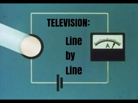 How does a Television Work? Simple Explanation of Producing a TV Image